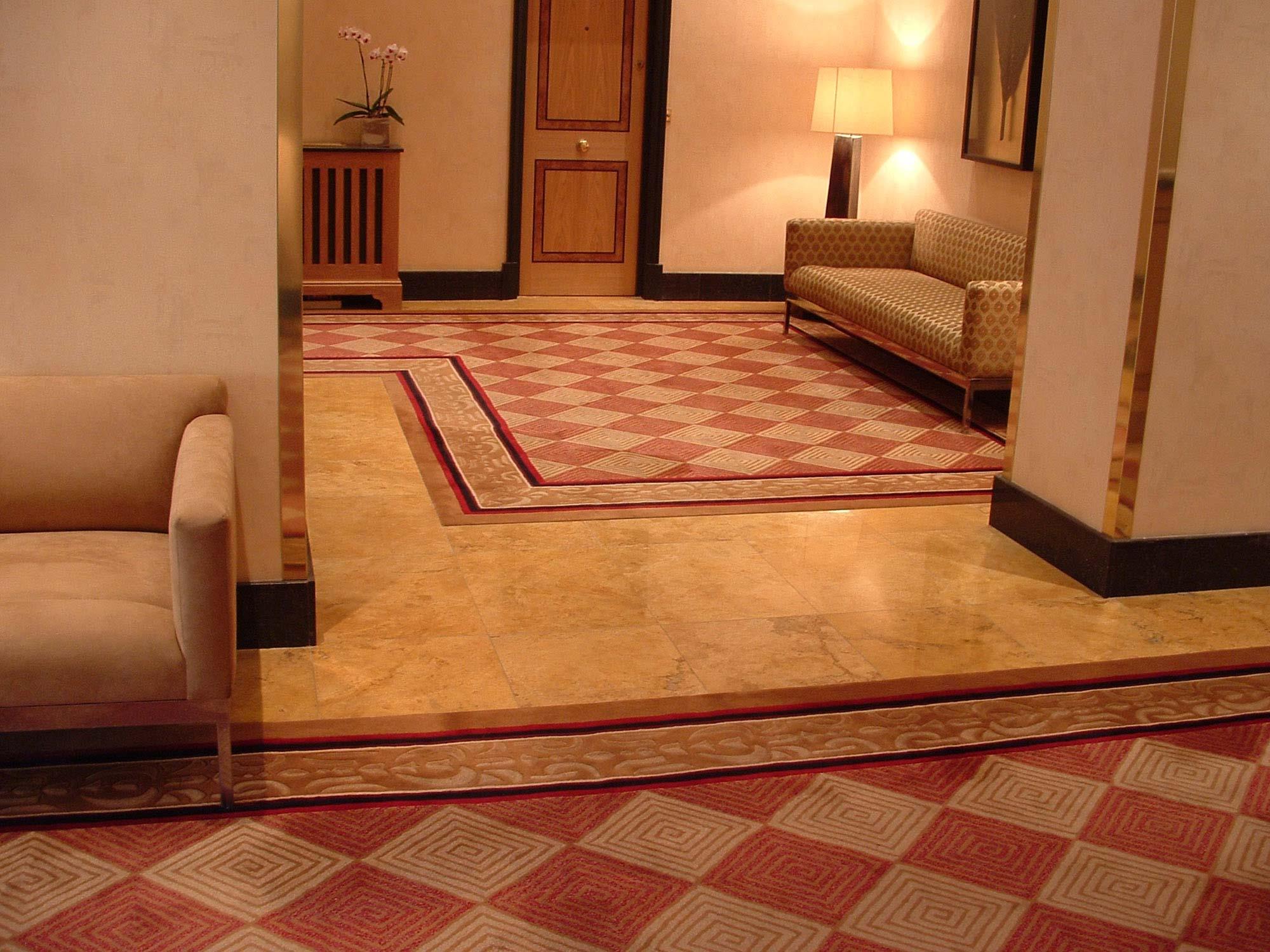 Custom Hand Tufted Carpet