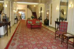 Custom Axminster carpet