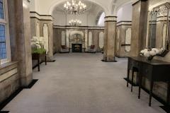 Custom Ax carpet
